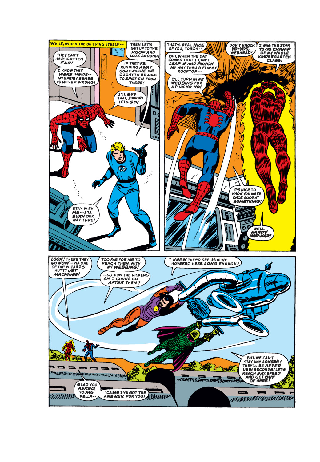 The Amazing Spider-Man (1963) _Annual_4 Page 29