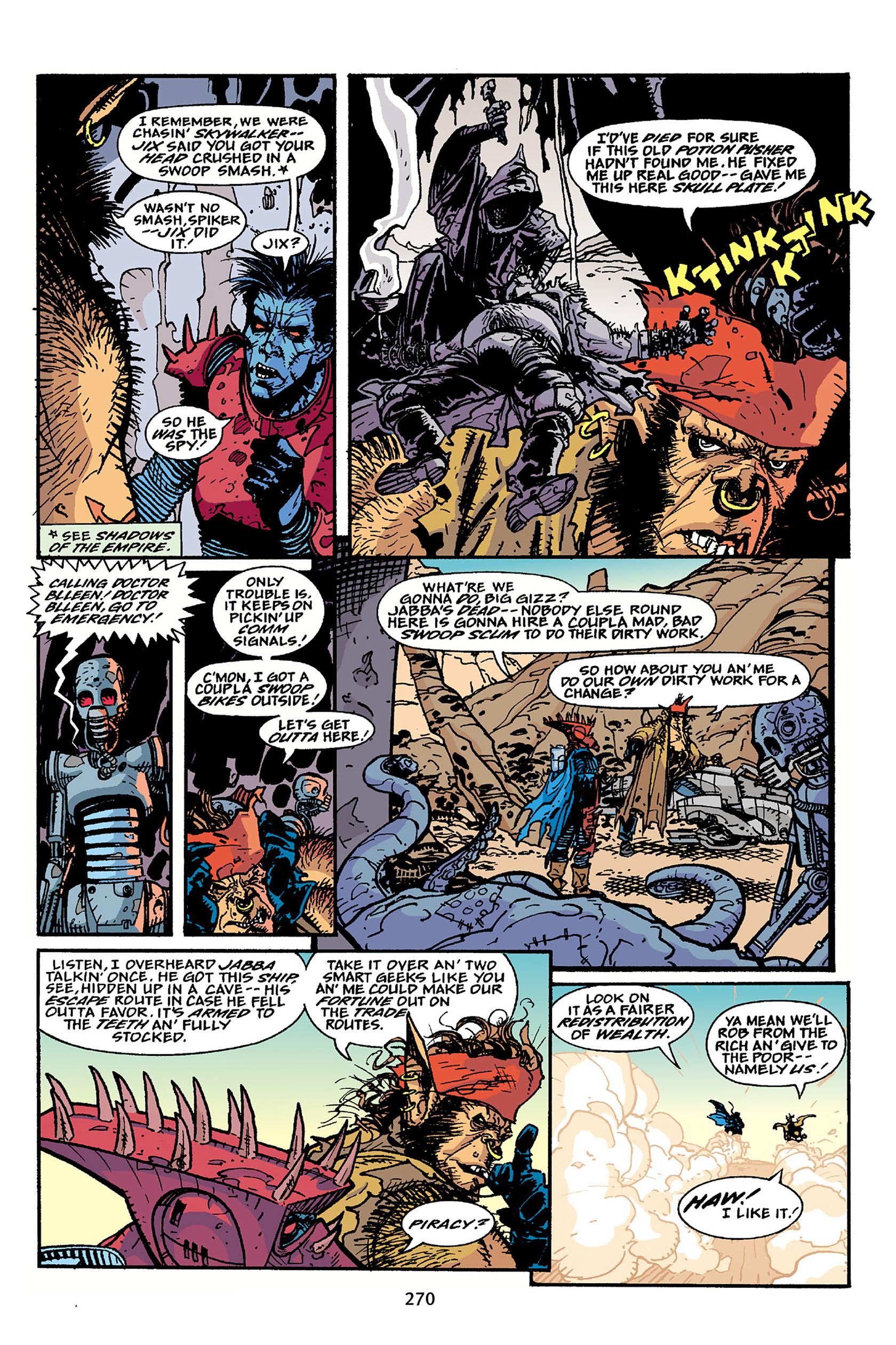 Read online Star Wars Omnibus comic -  Issue # Vol. 30 - 267