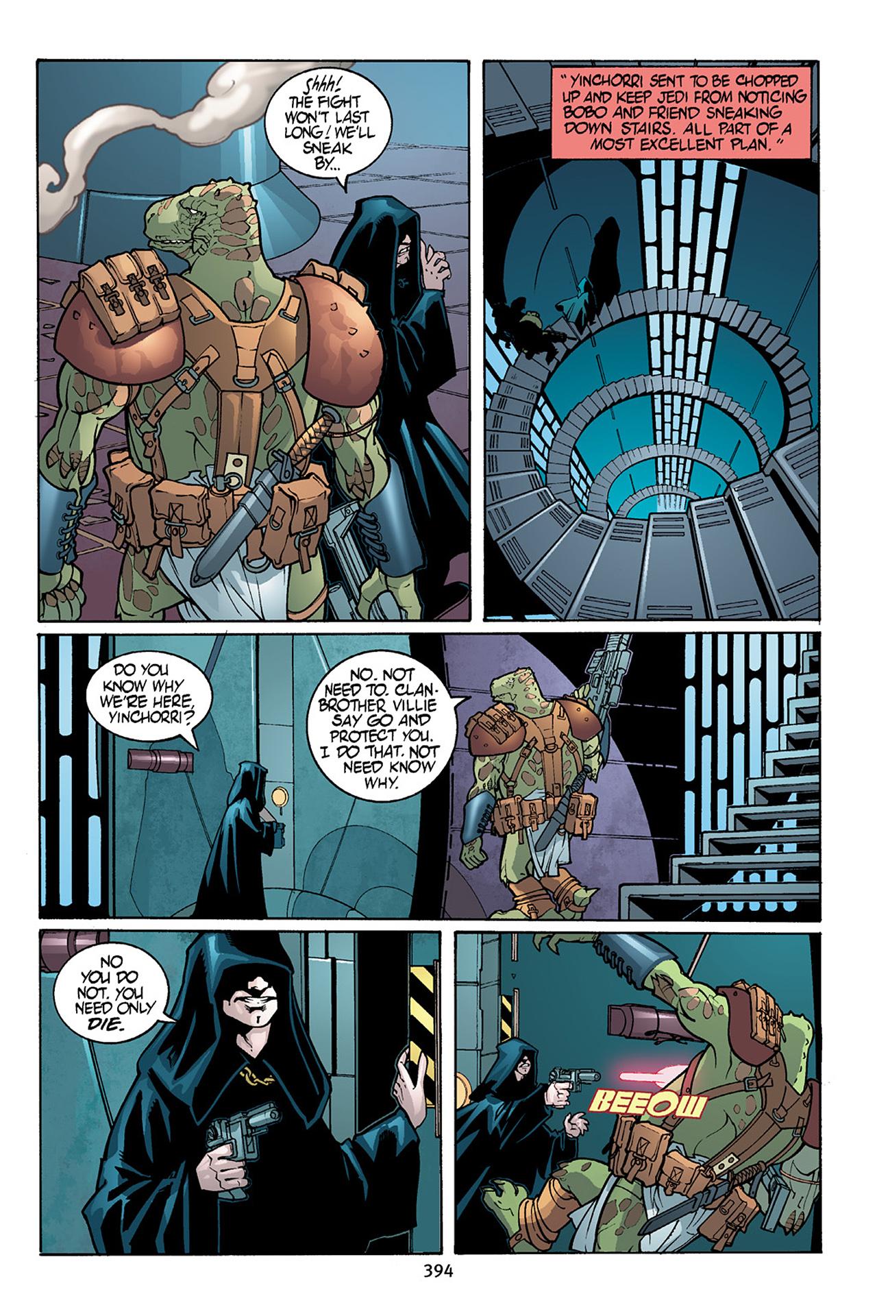 Read online Star Wars Omnibus comic -  Issue # Vol. 15.5 - 112