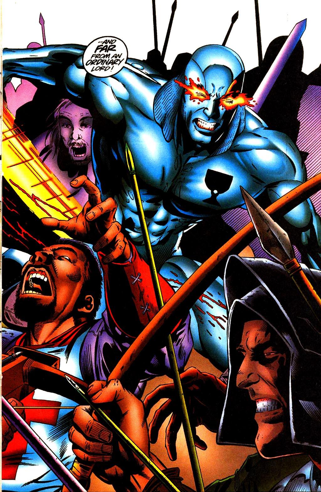 Read online Rune (1995) comic -  Issue #4 - 19