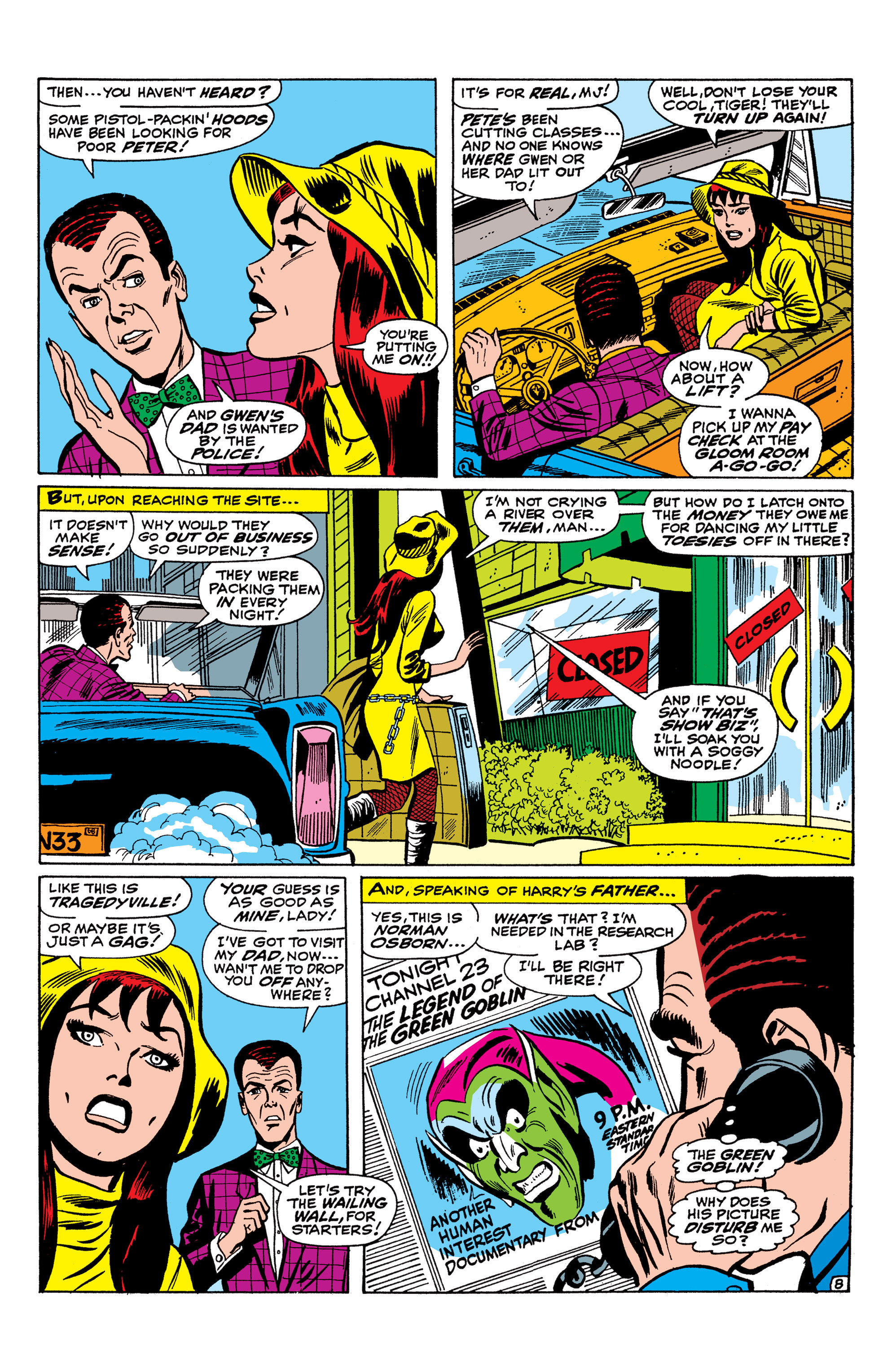 The Amazing Spider-Man (1963) 61 Page 8