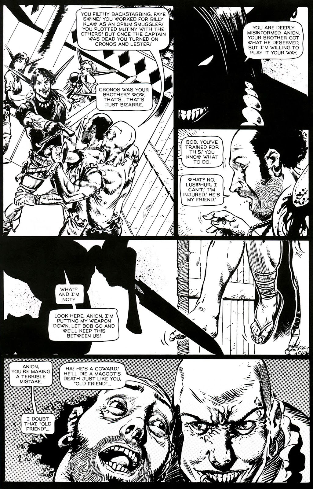 Read online Poison Elves (2013) comic -  Issue #3 - 20
