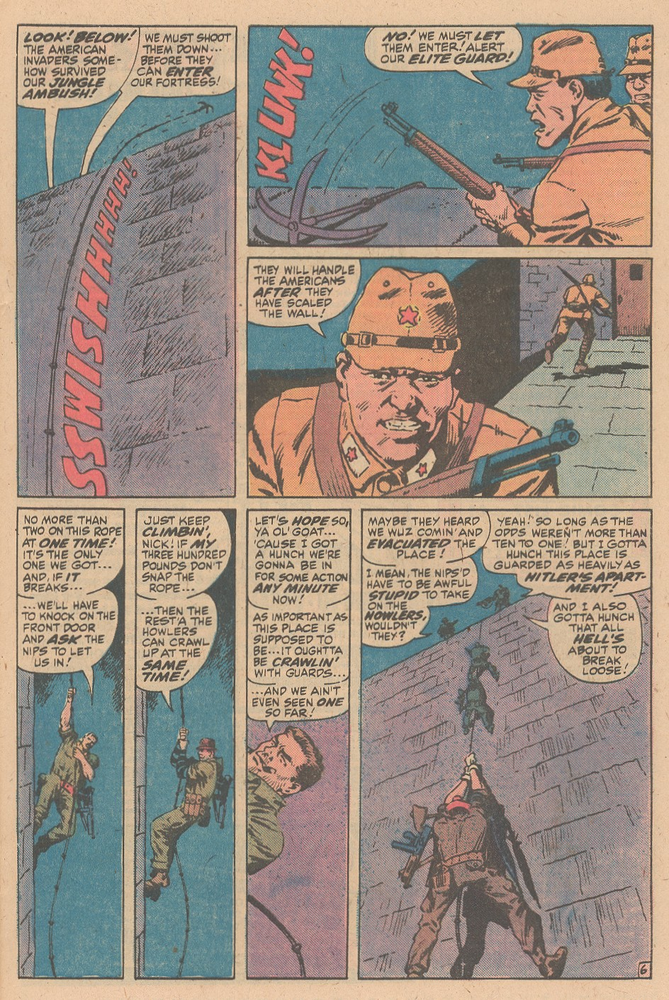 Read online Sgt. Fury comic -  Issue #161 - 9