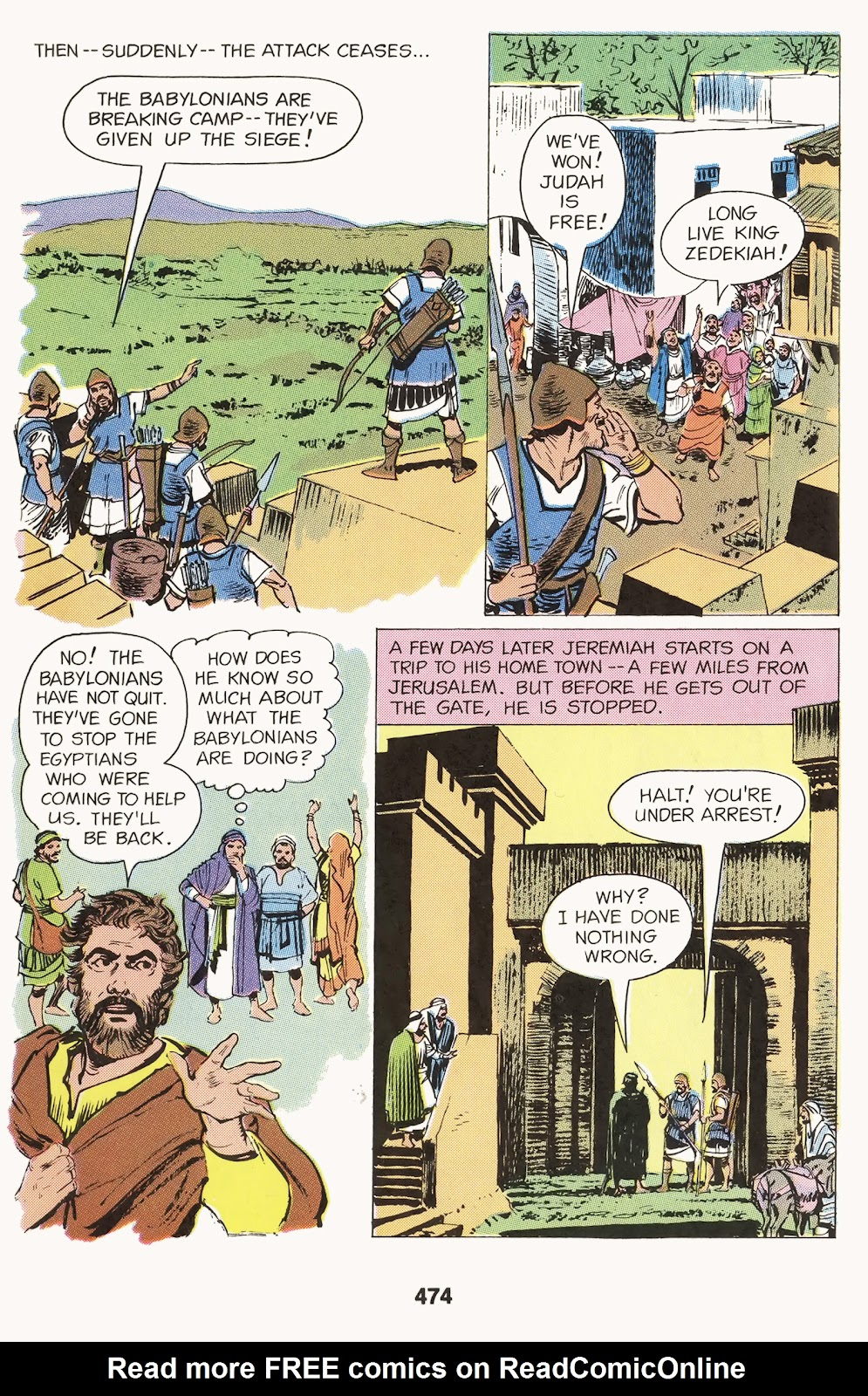 The Picture Bible issue TPB (Part 5) - Page 77