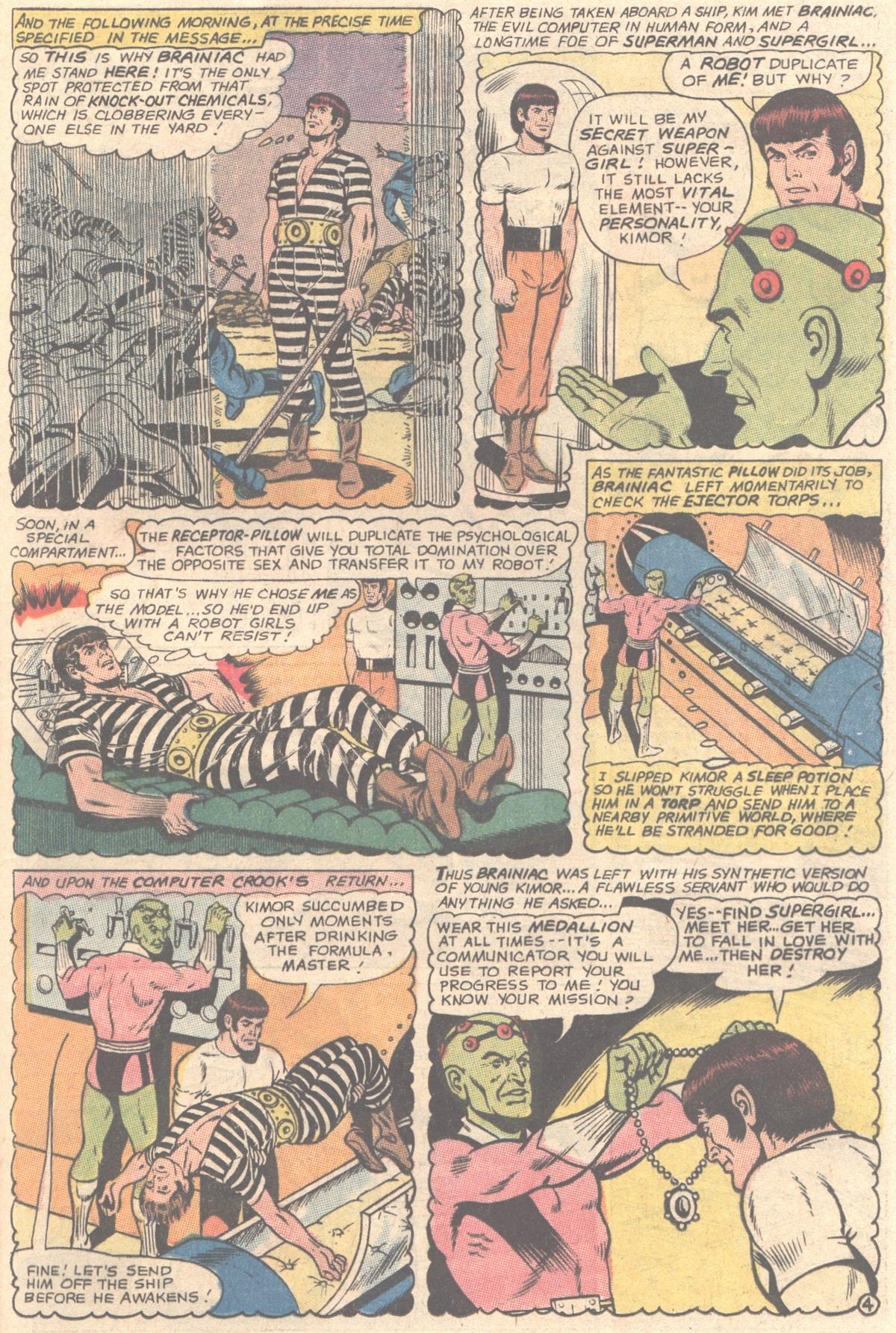 Read online Adventure Comics (1938) comic -  Issue #389 - 21