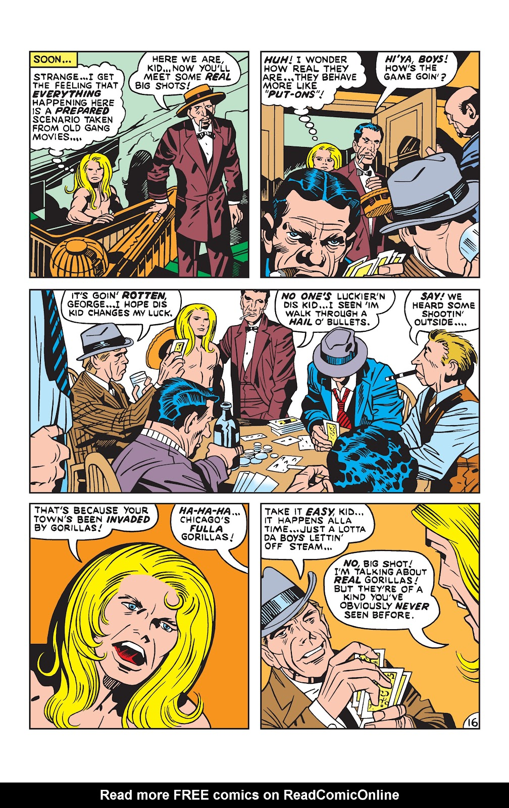 Kamandi, The Last Boy On Earth issue 19 - Page 16