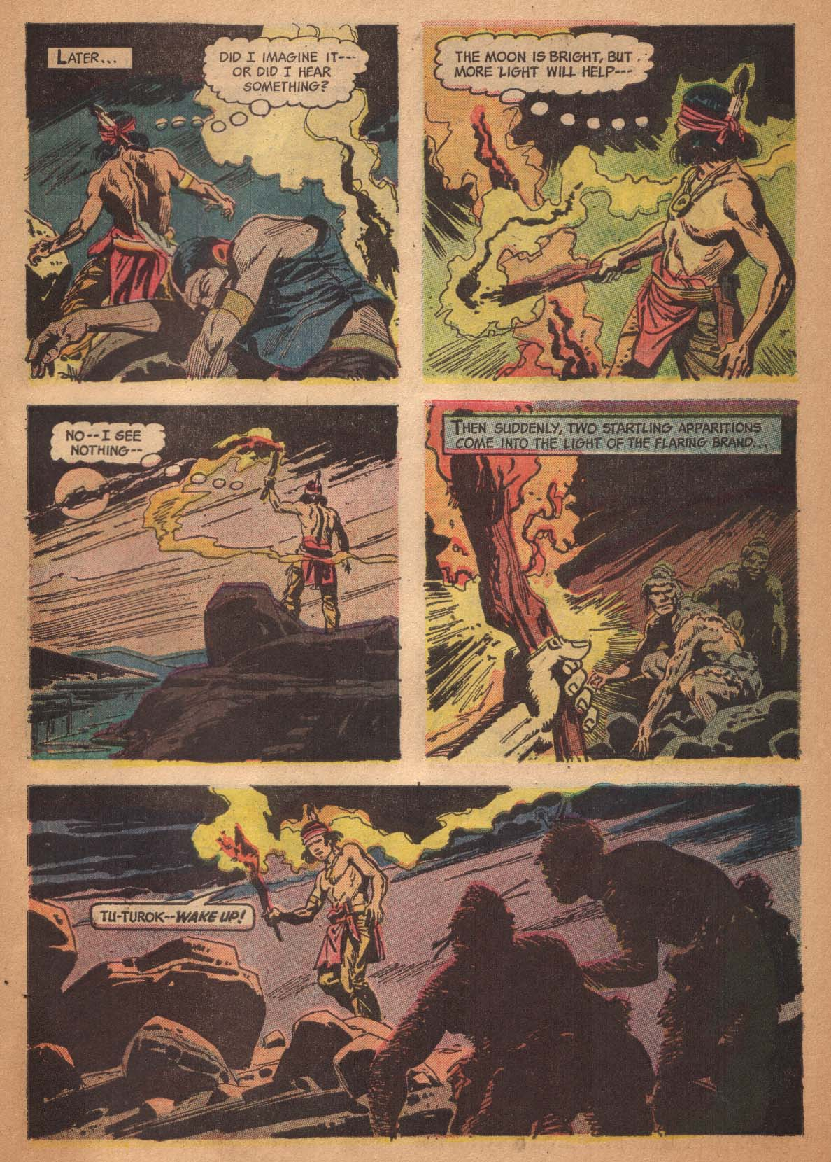 Read online Turok, Son of Stone comic -  Issue #47 - 27