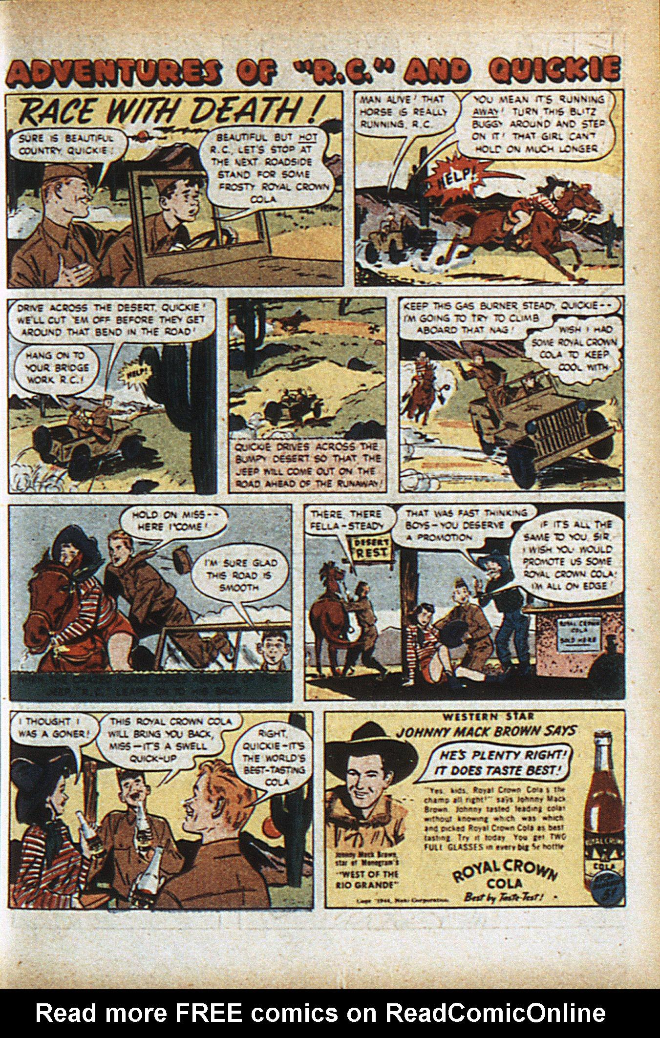 Read online Adventure Comics (1938) comic -  Issue #96 - 24