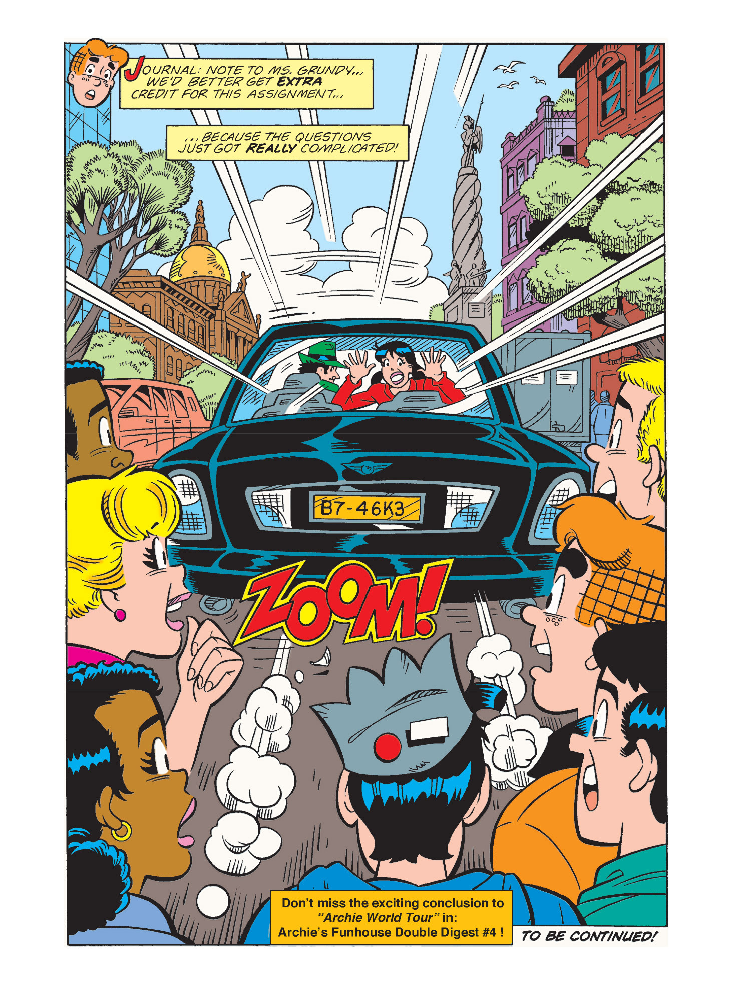 Read online Archie's Funhouse Double Digest comic -  Issue #3 - 58