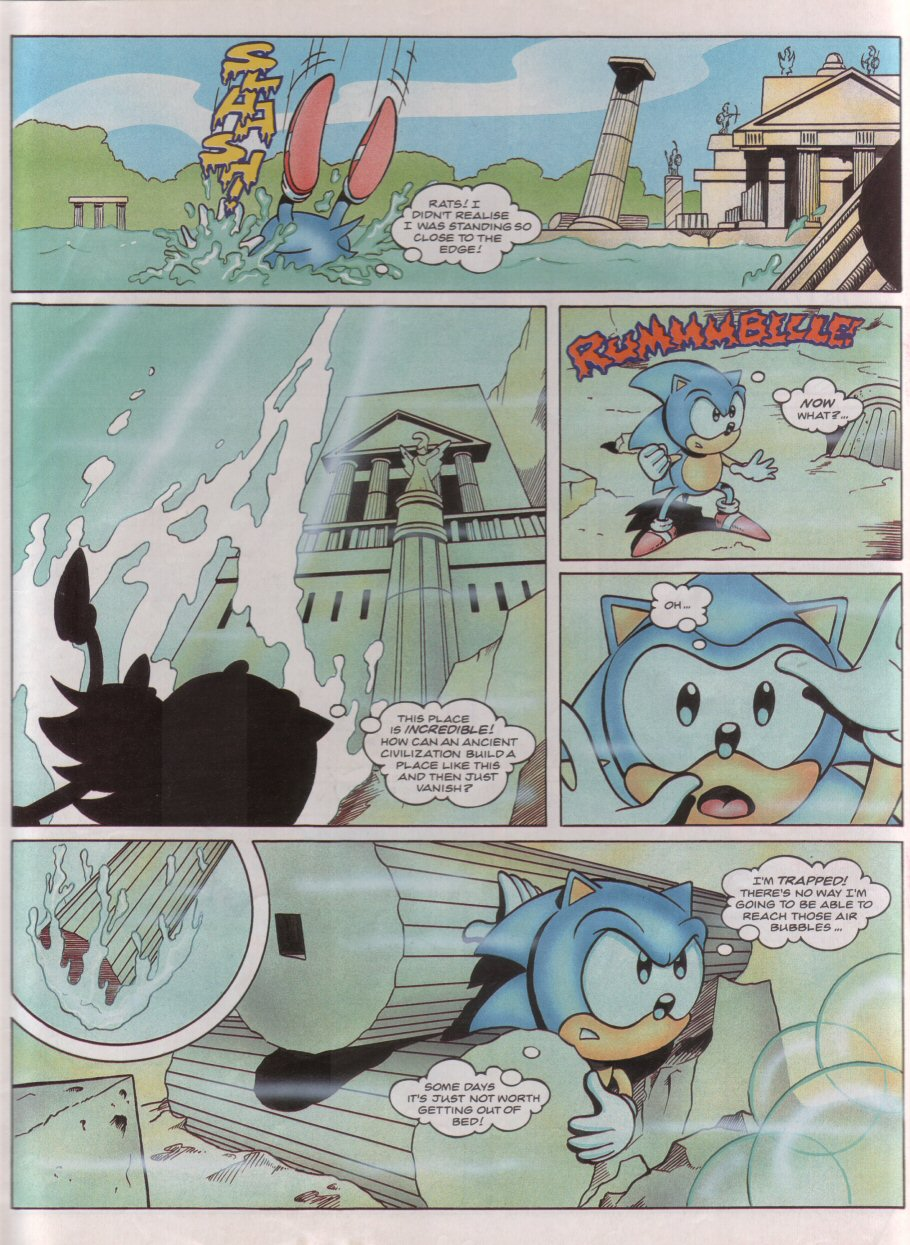 Read online Sonic the Comic comic -  Issue #29 - 7