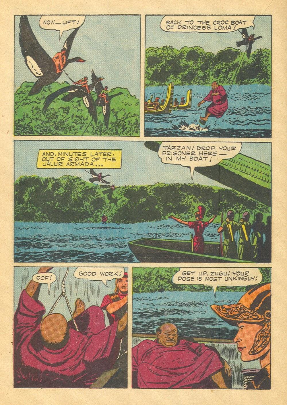 Tarzan (1948) issue 70 - Page 16