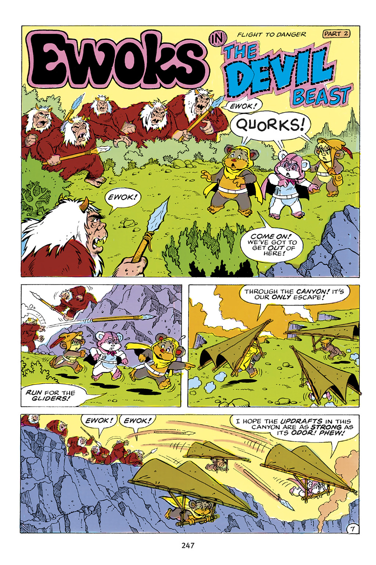 Read online Star Wars Omnibus comic -  Issue # Vol. 23 - 245
