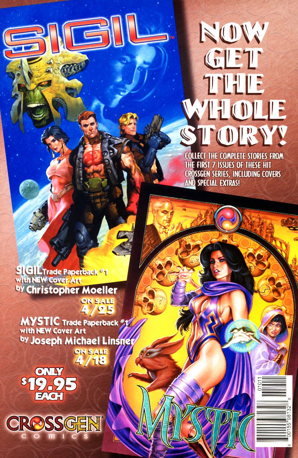 Read online Scion comic -  Issue #10 - 34