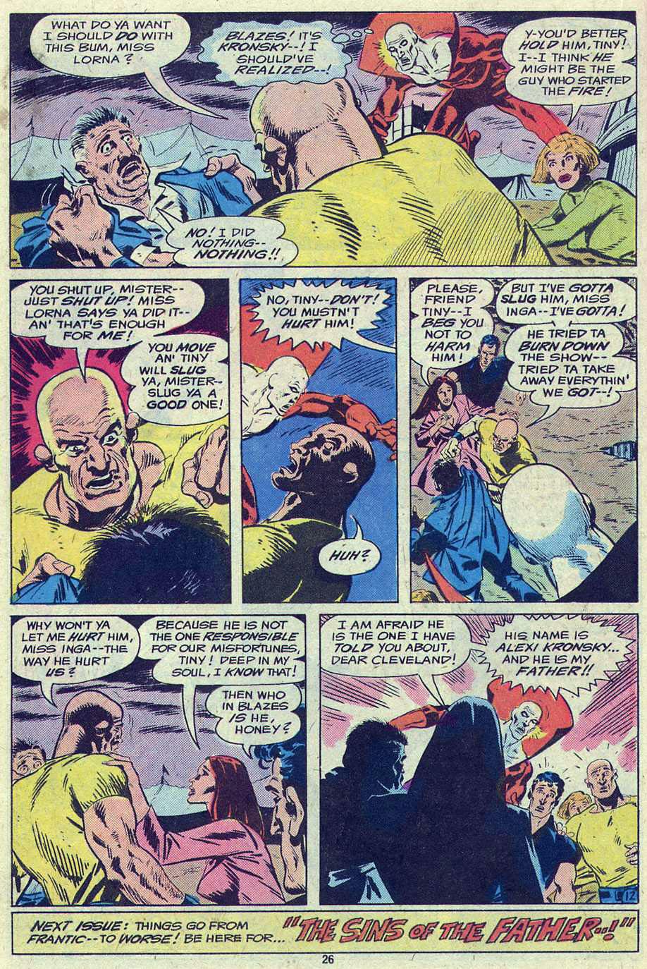 Read online Adventure Comics (1938) comic -  Issue #461 - 26