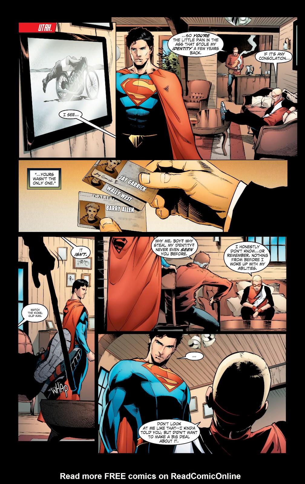 Read online Smallville Season 11 [II] comic -  Issue # TPB 3 - 78