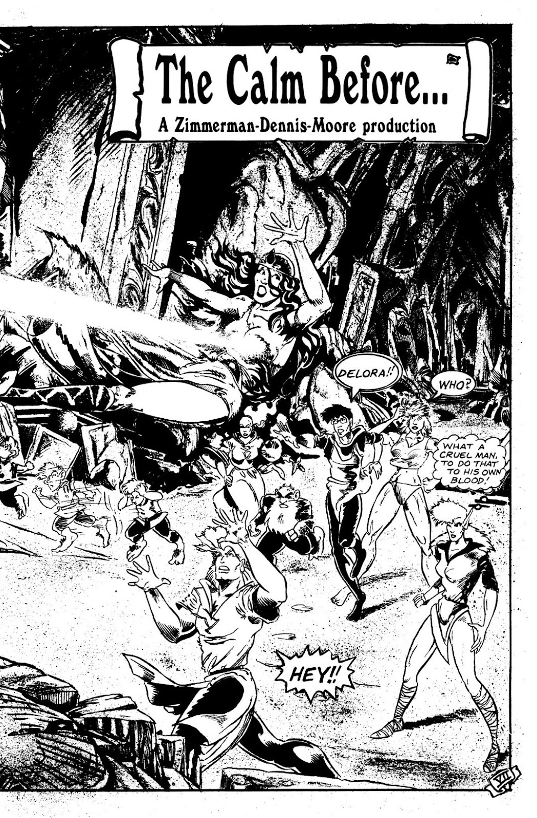 The Realm (1986) issue 20 - Page 11