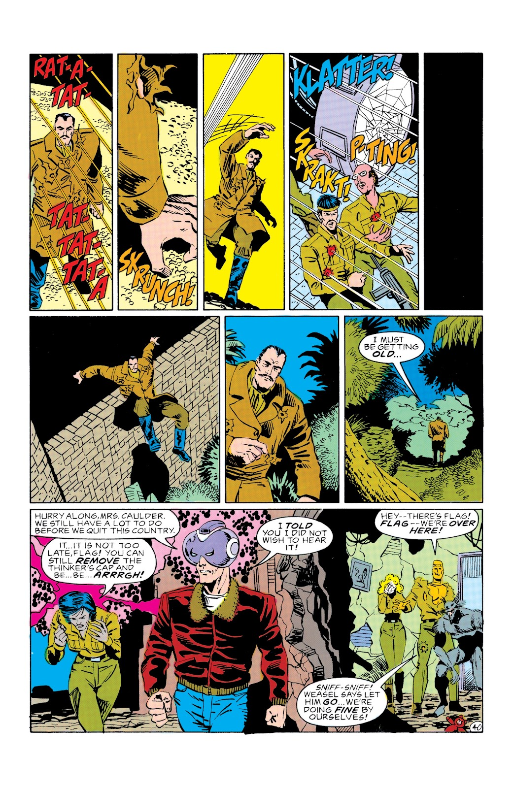 Doom Patrol and Suicide Squad Special issue Special 1 - Page 39