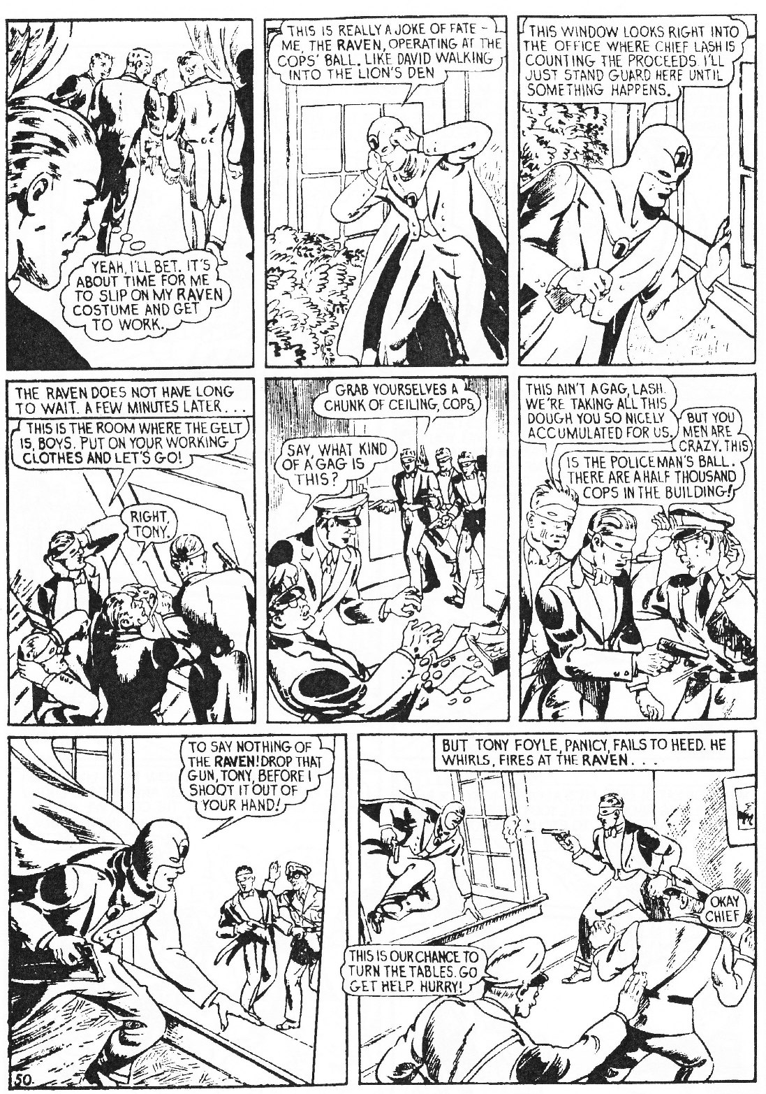 Read online Men of Mystery Comics comic -  Issue #81 - 116