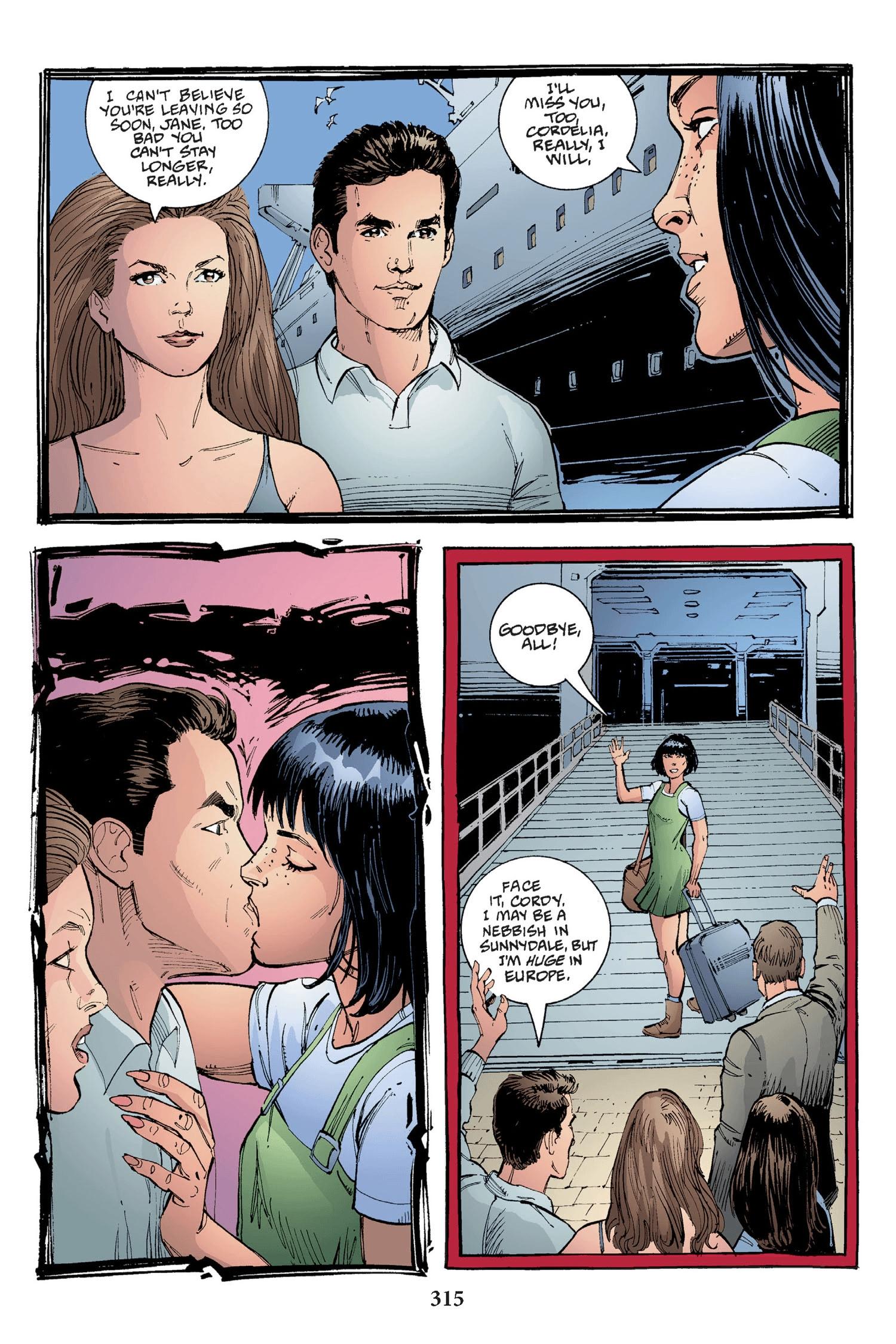 Read online Buffy the Vampire Slayer: Omnibus comic -  Issue # TPB 2 - 307
