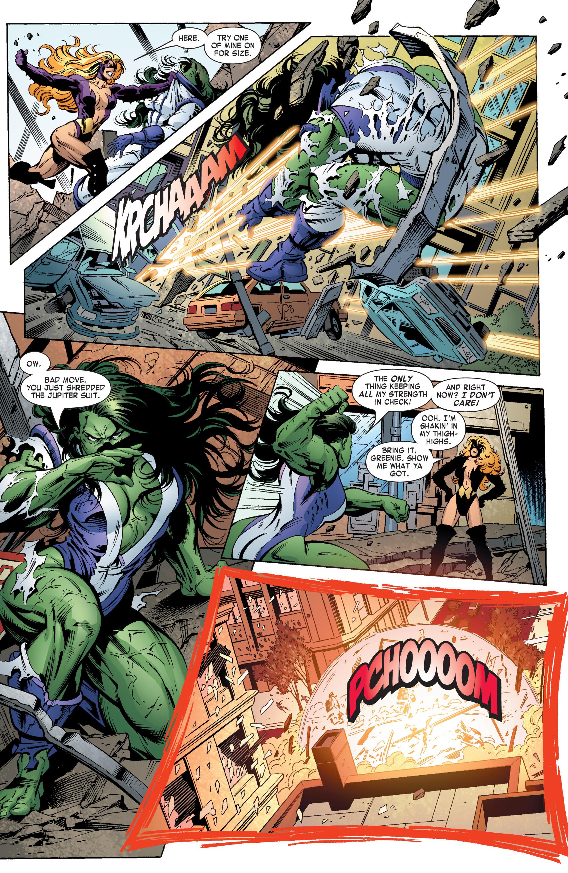 Read online She-Hulk (2004) comic -  Issue #11 - 20