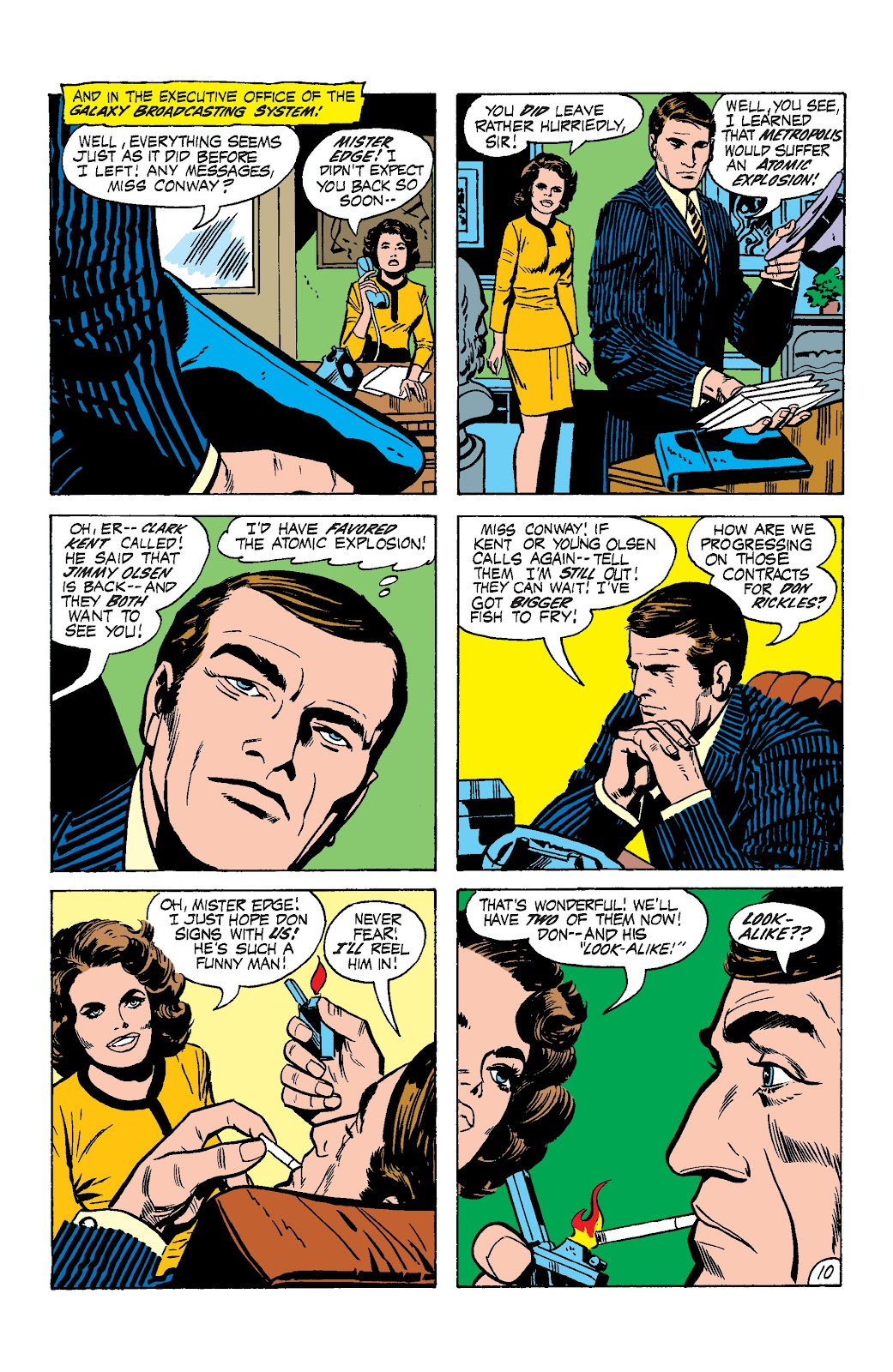 Read online Superman's Pal, Jimmy Olsen by Jack Kirby comic -  Issue # TPB (Part 2) - 54