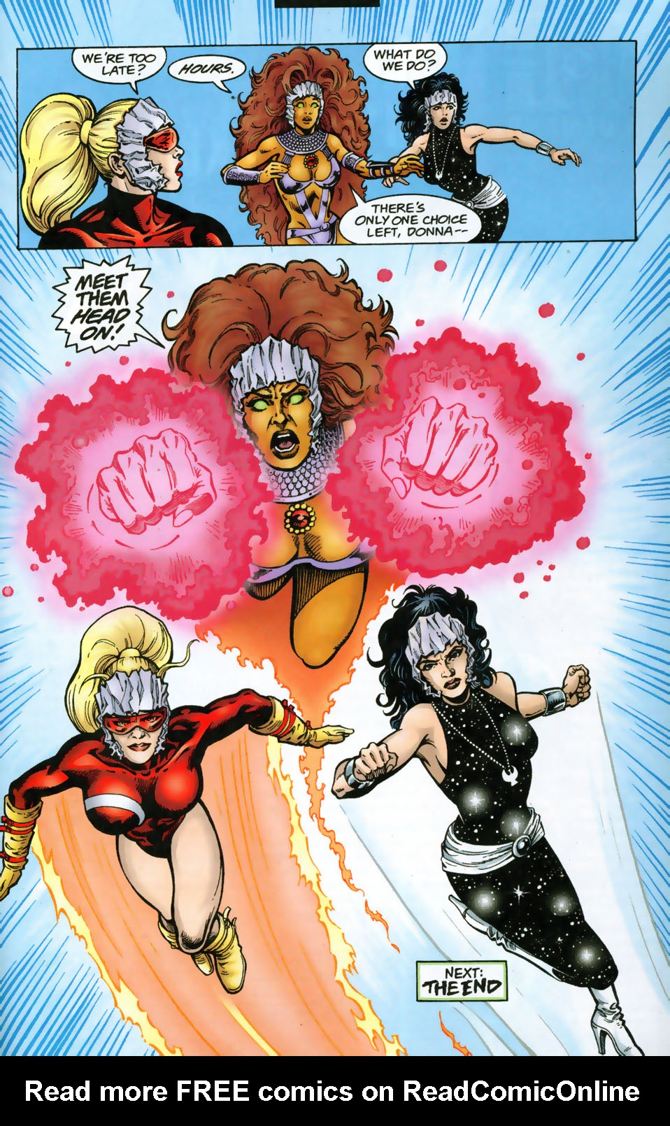 Read online The Titans (1999) comic -  Issue #49 - 23