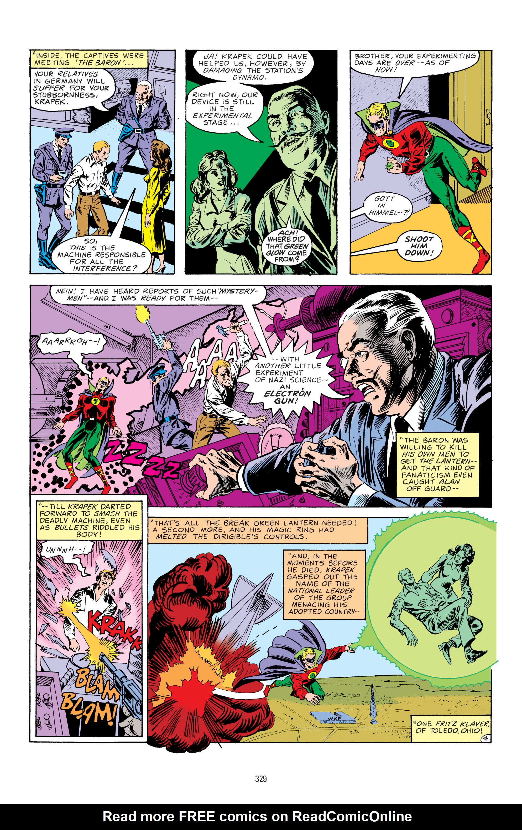 Read online All-Star Squadron comic -  Issue #67 - 5