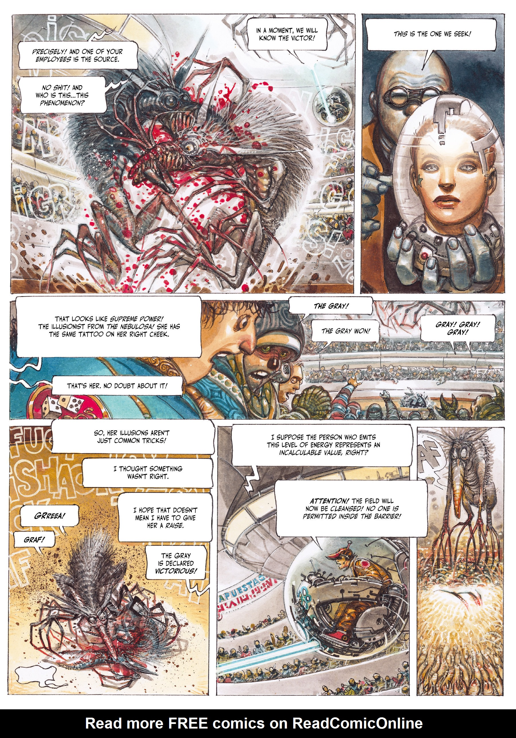 Read online The Fourth Power comic -  Issue #2 - 25