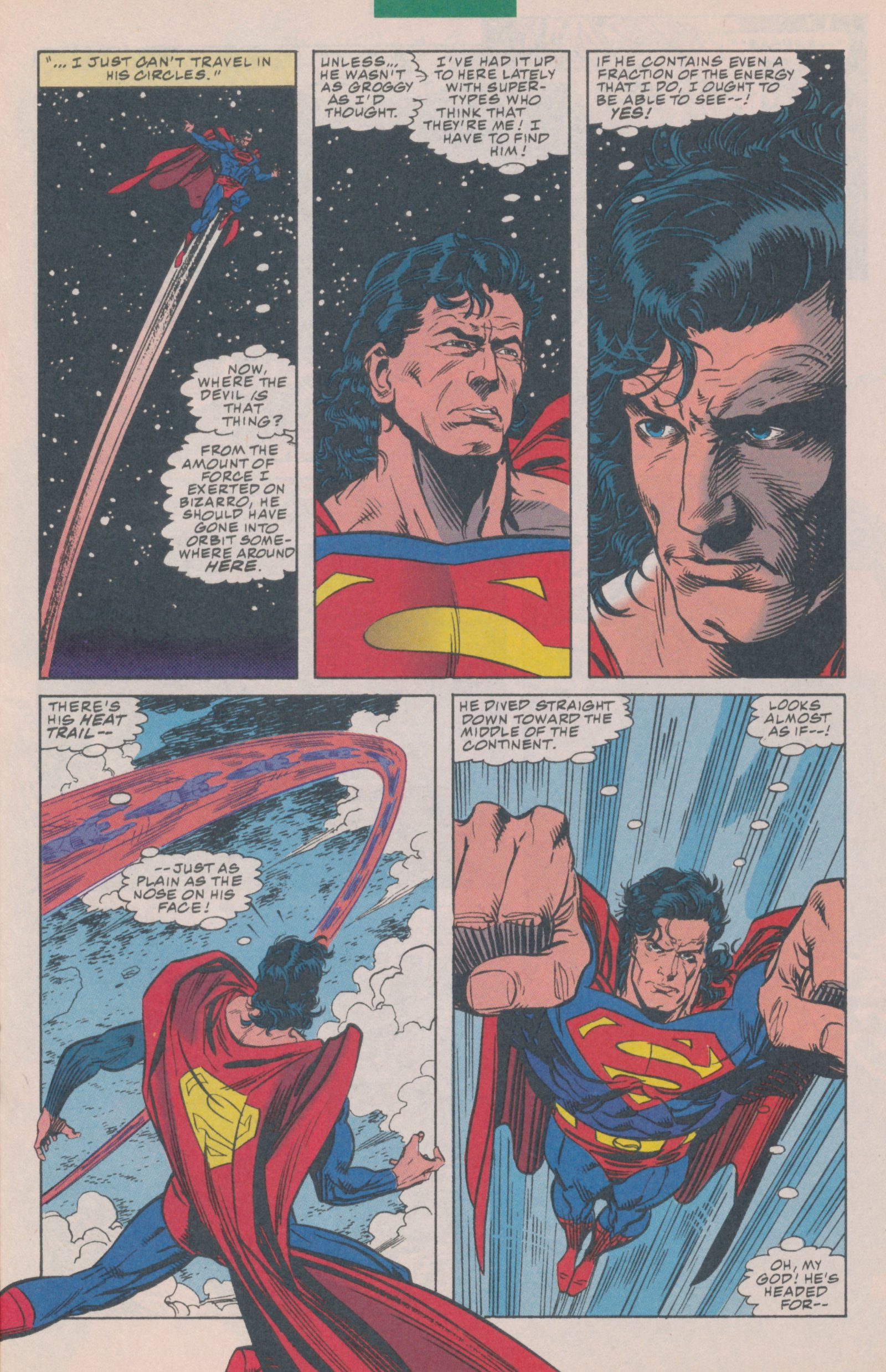 Read online Action Comics (1938) comic -  Issue #697 - 20
