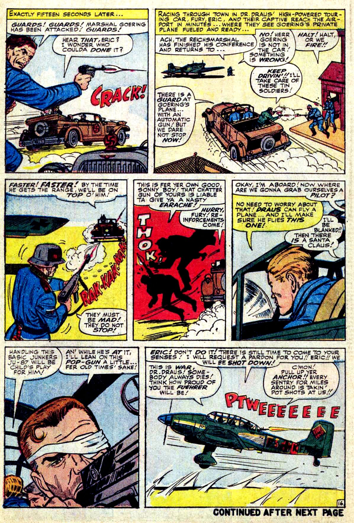Read online Sgt. Fury comic -  Issue #27 - 22