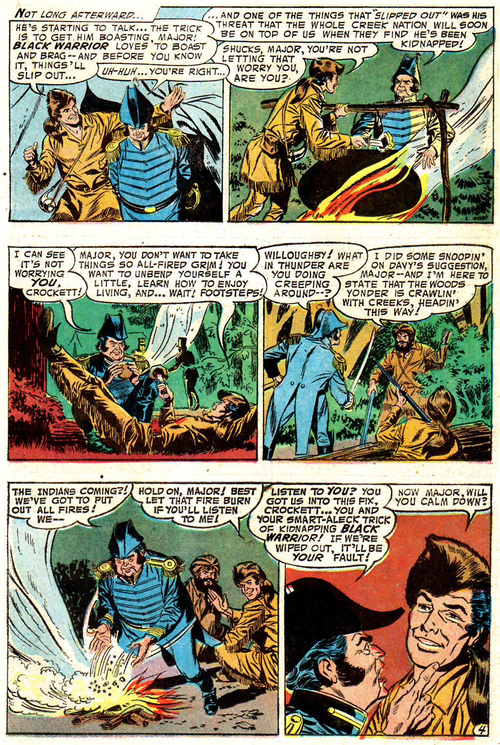 Read online All-Star Western (1970) comic -  Issue #7 - 21