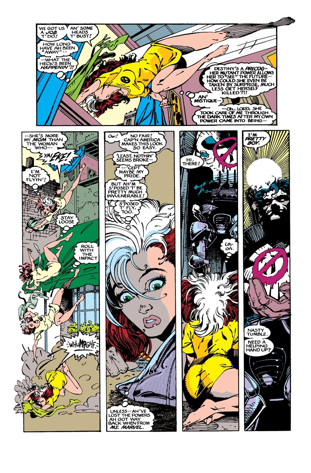 Uncanny X-Men (1963) issue 269 - Page 5