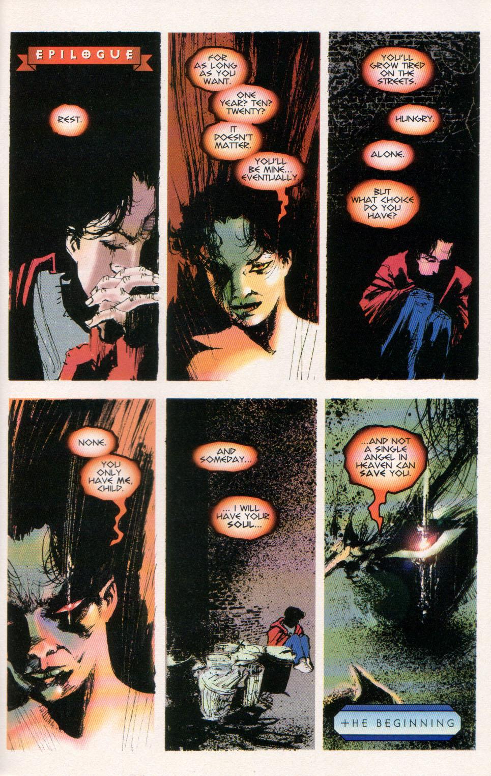 Read online Hellshock comic -  Issue #4 - 26