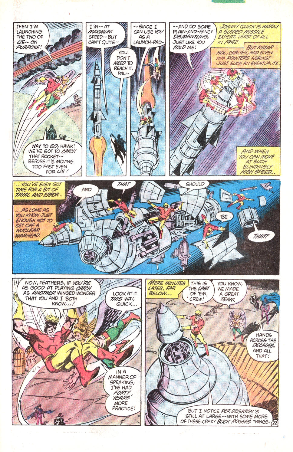 Read online All-Star Squadron comic -  Issue #15 - 46