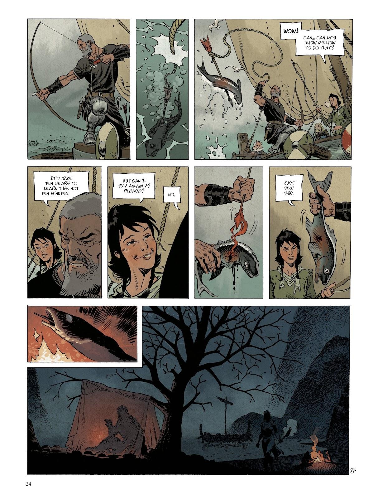 Read online Asgard comic -  Issue #1 - 26