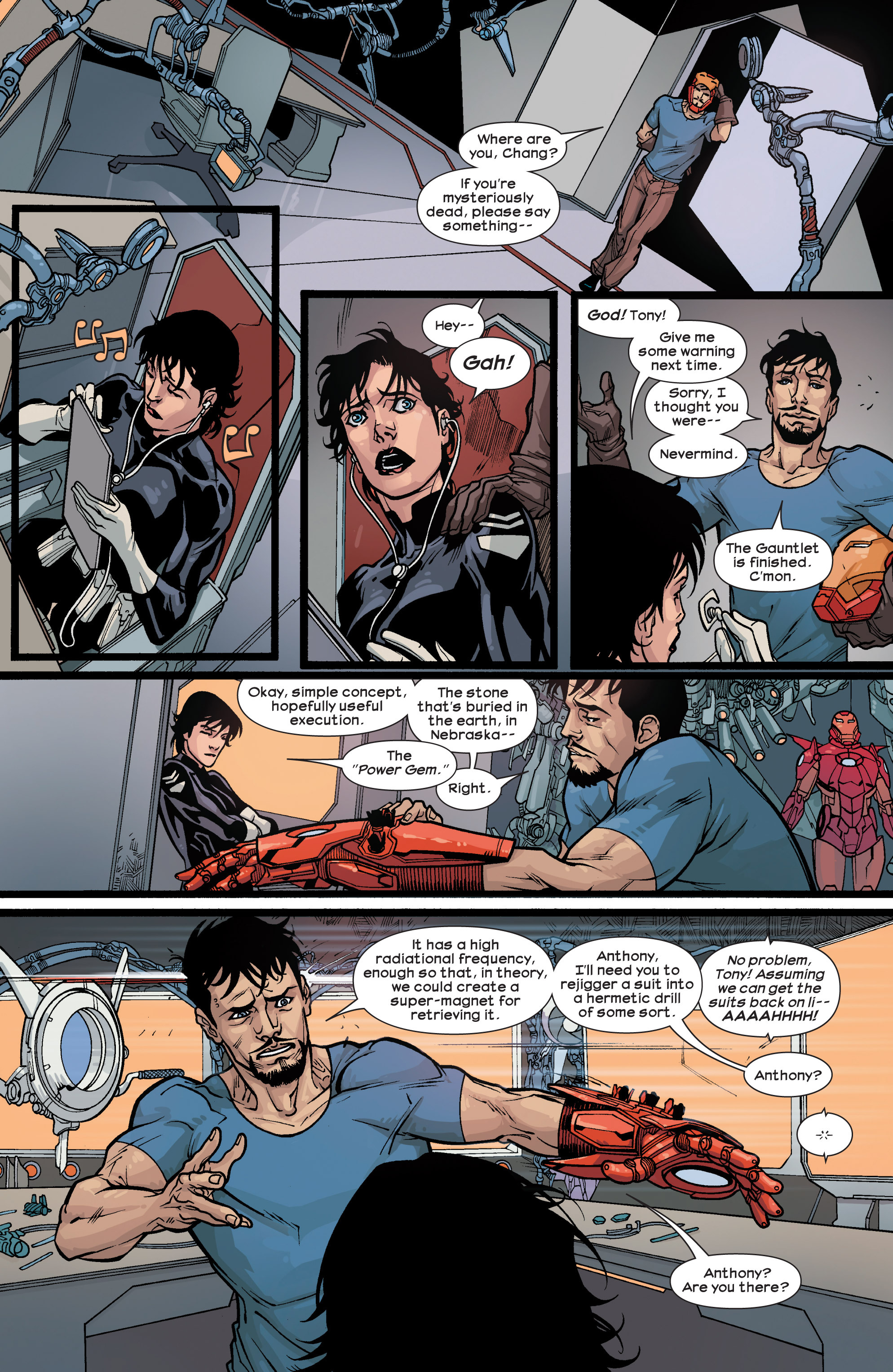 Read online Ultimate Comics Ultimates comic -  Issue #26 - 19