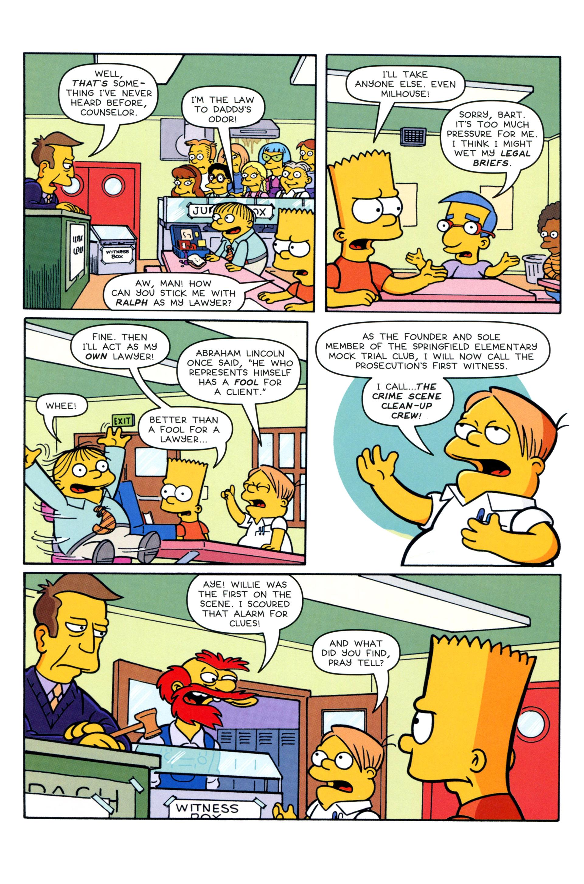 Read online Simpsons Comics Presents Bart Simpson comic -  Issue #88 - 4