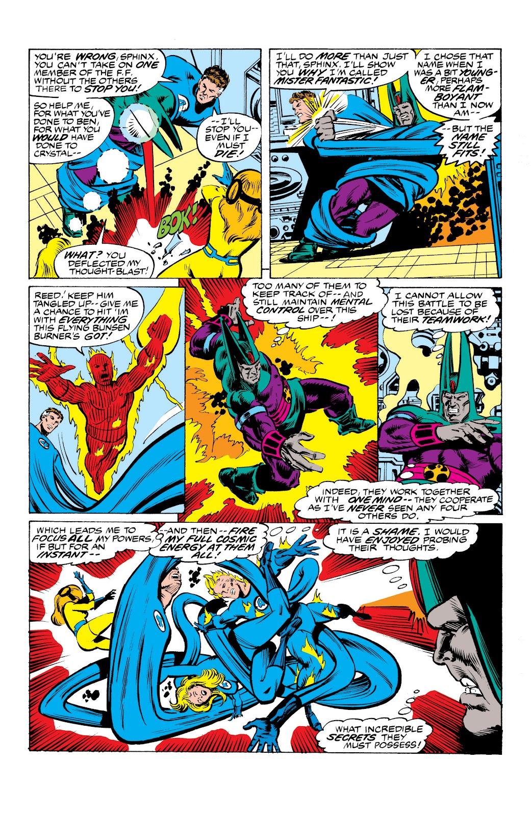 Read online Marvel Masterworks: The Inhumans comic -  Issue # TPB 2 (Part 3) - 73