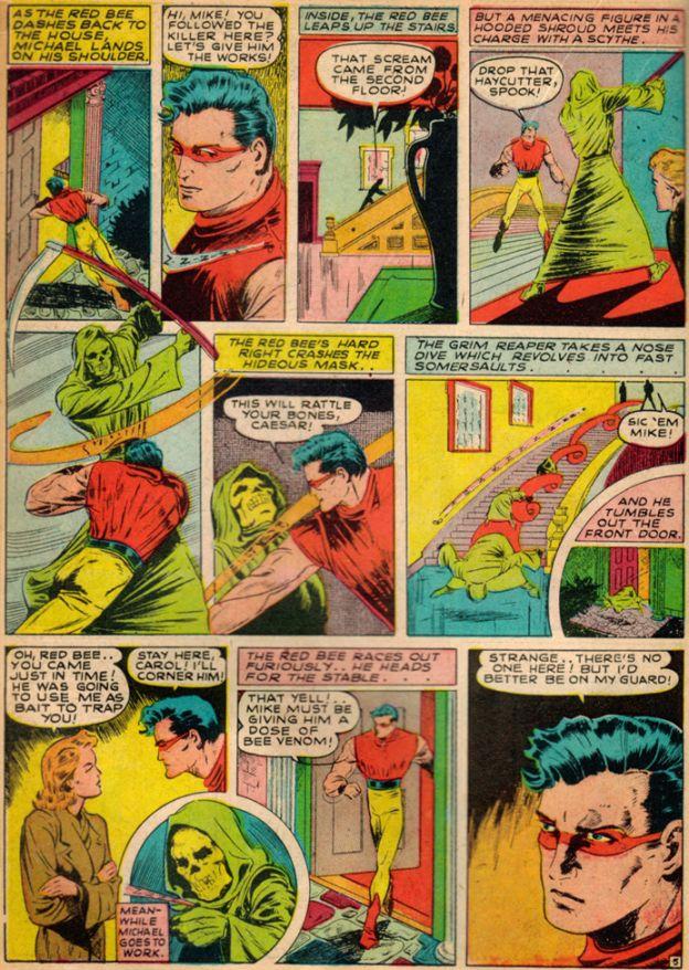 Read online Hit Comics comic -  Issue #14 - 38