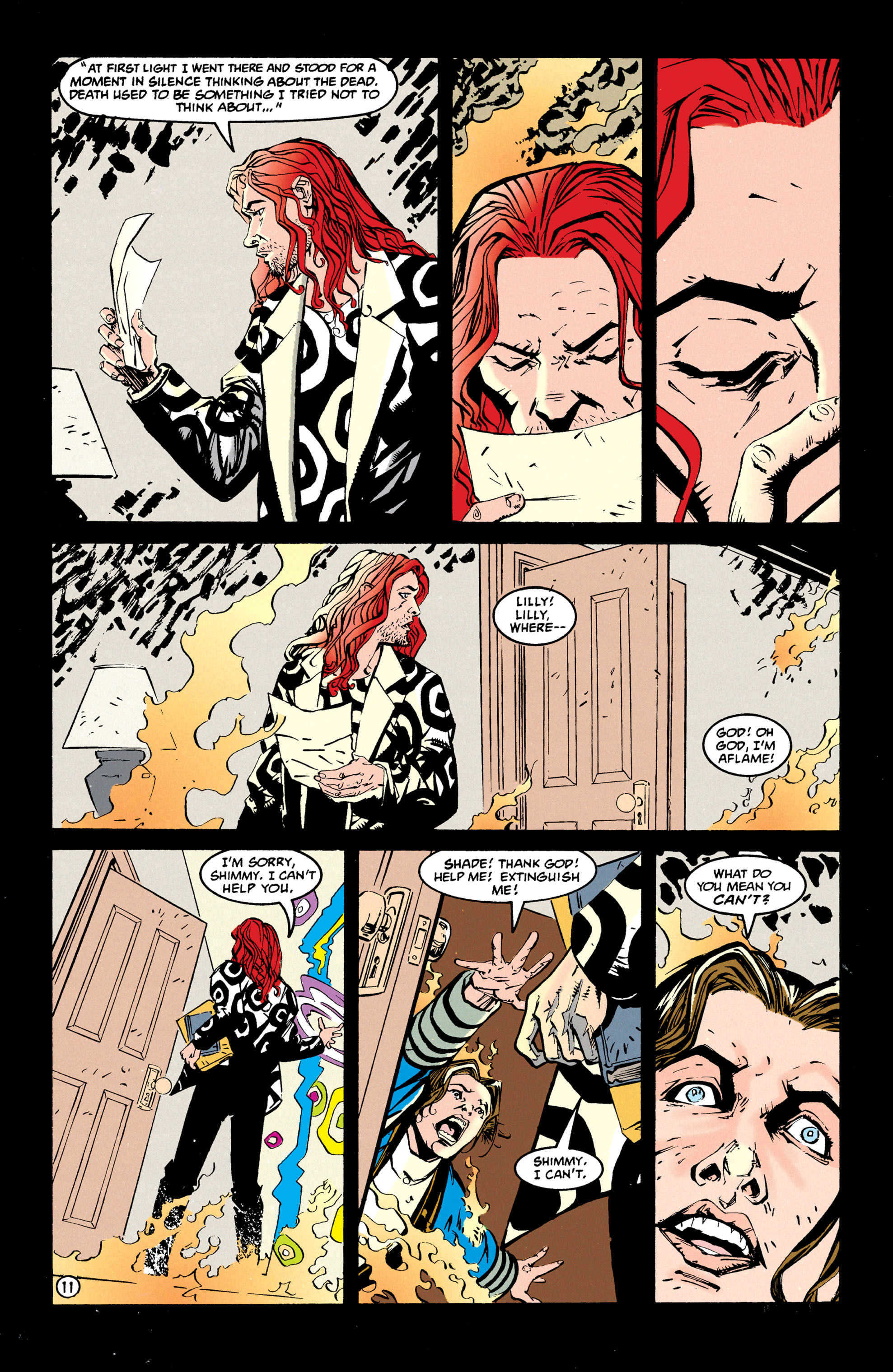 Read online Shade, the Changing Man comic -  Issue #68 - 12