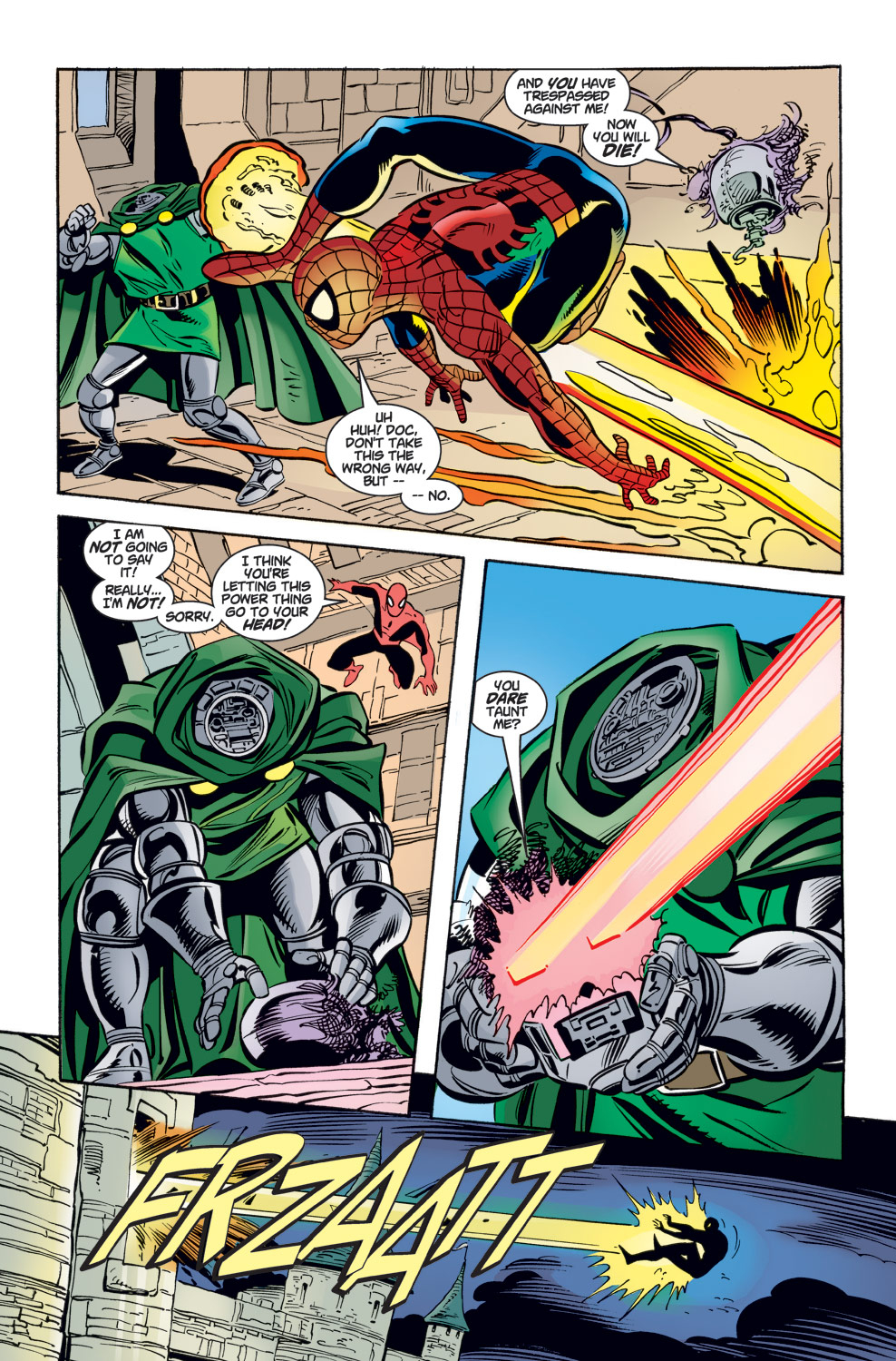 The Amazing Spider-Man (1999) 15 Page 19
