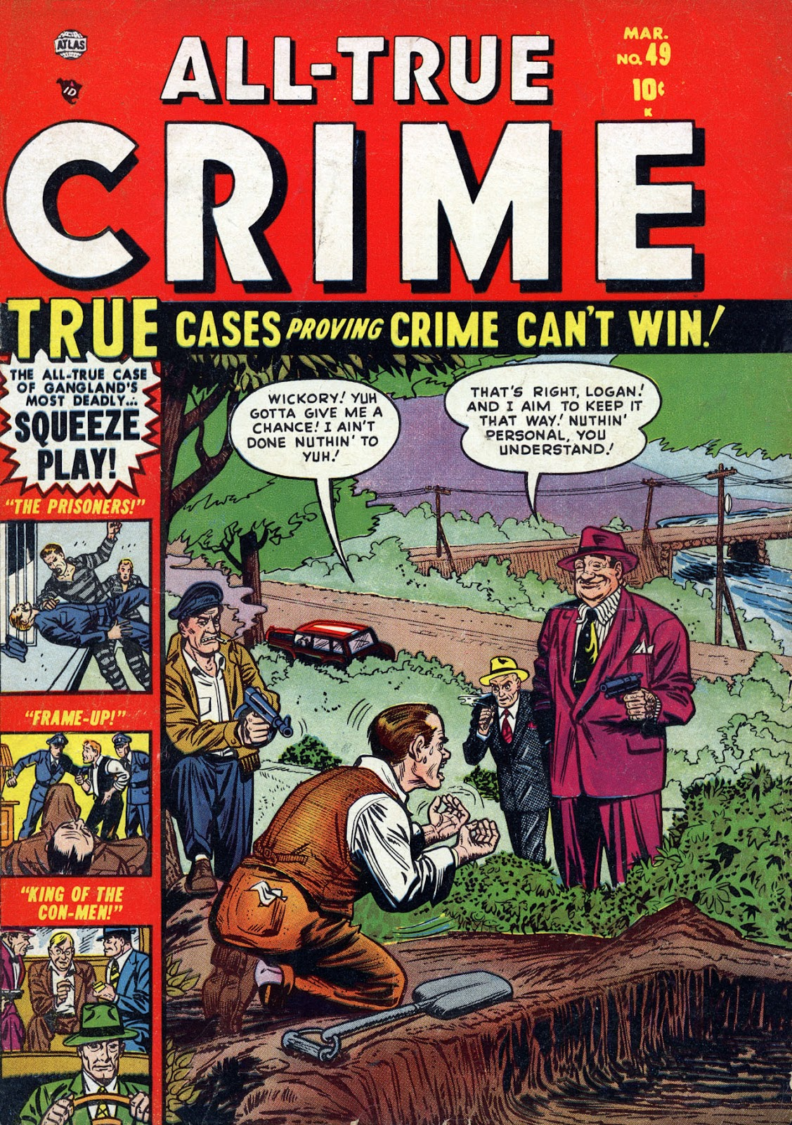 All-True Crime issue 49 - Page 1