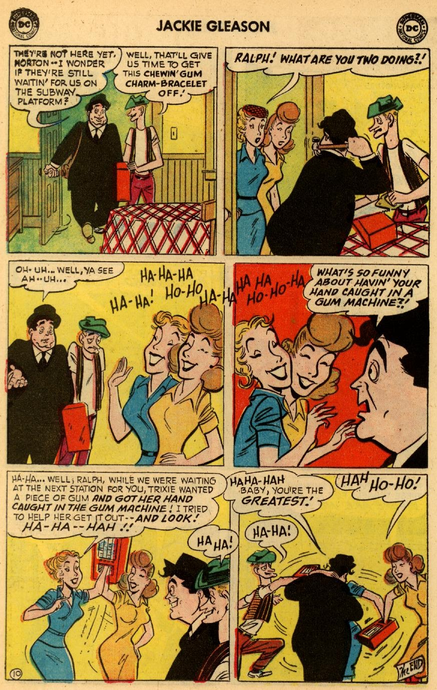 Jackie Gleason and the Honeymooners issue 8 - Page 12