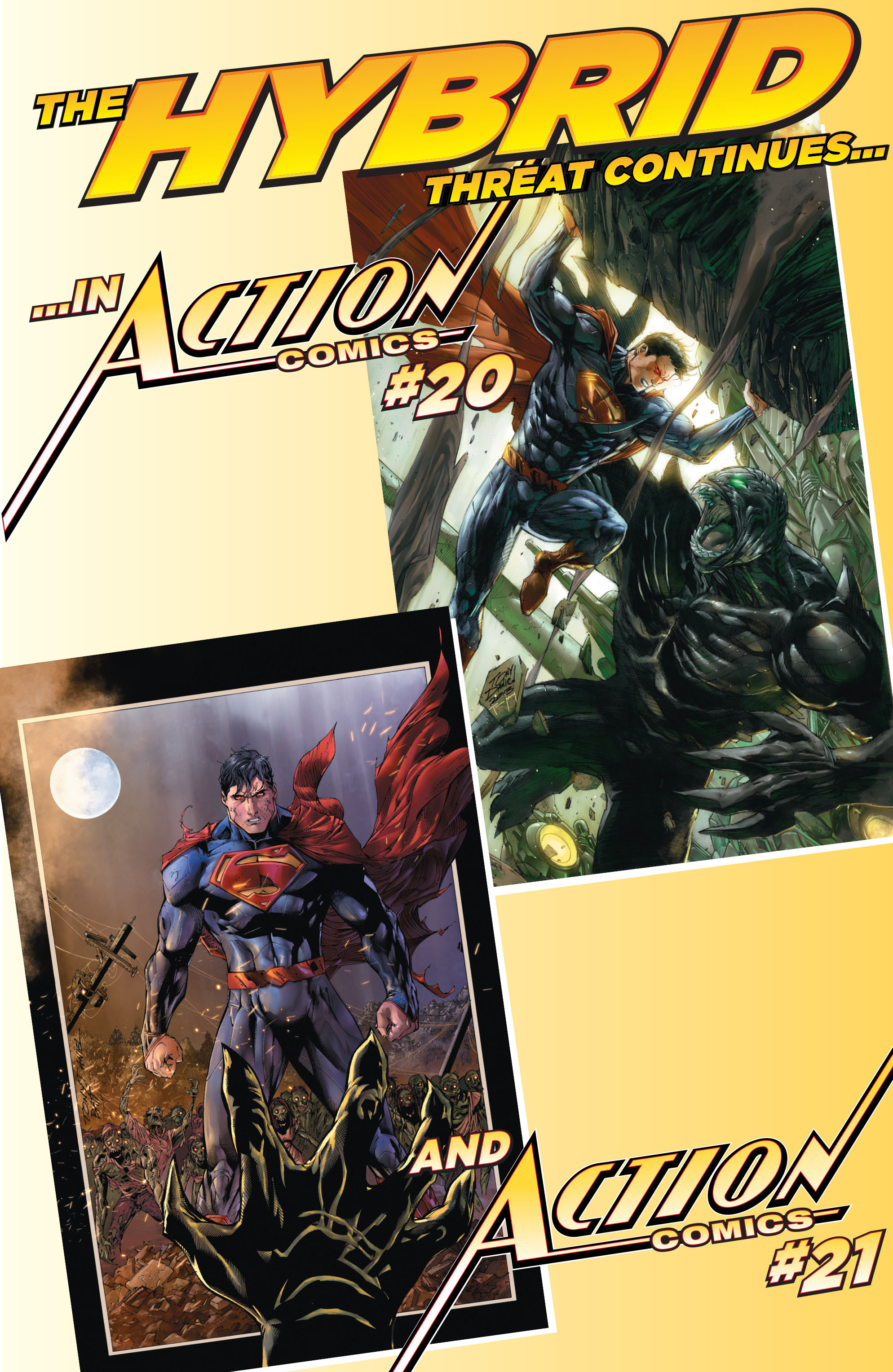 Read online Action Comics (2011) comic -  Issue #19 - 27
