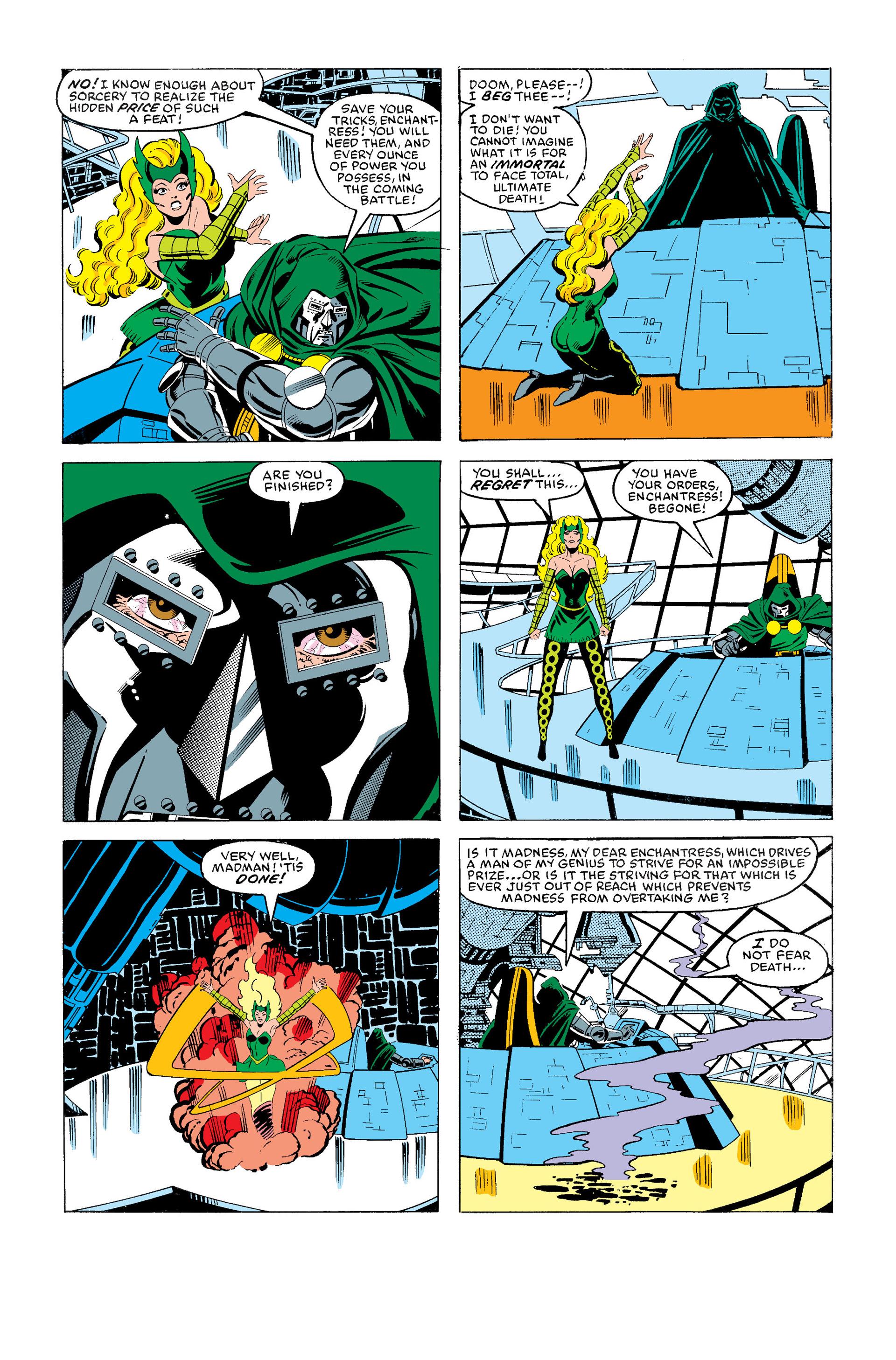 Read online Secret Wars (1985) comic -  Issue #5 - 13