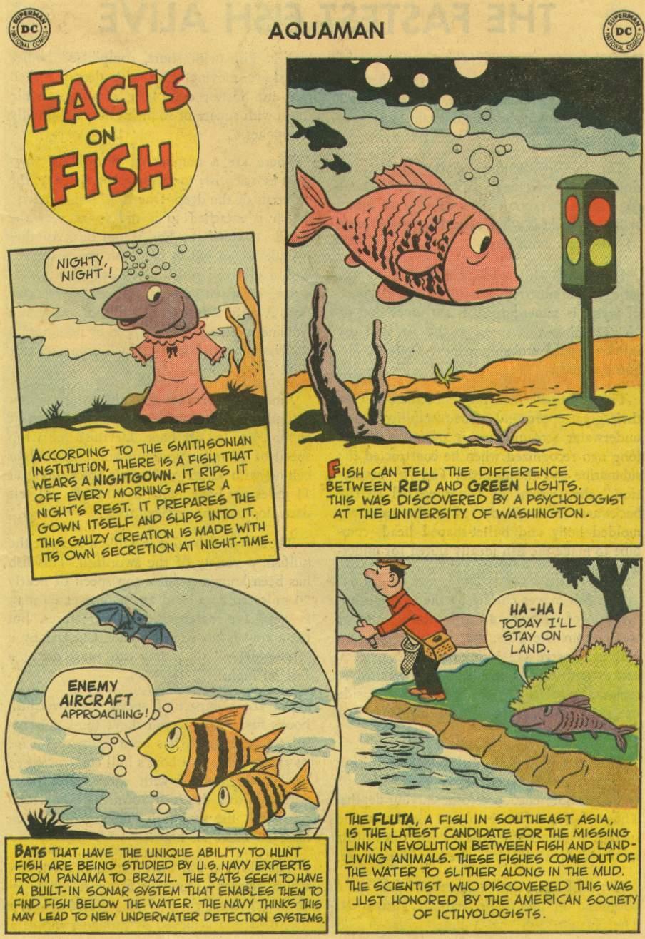 Read online Aquaman (1962) comic -  Issue #2 - 23