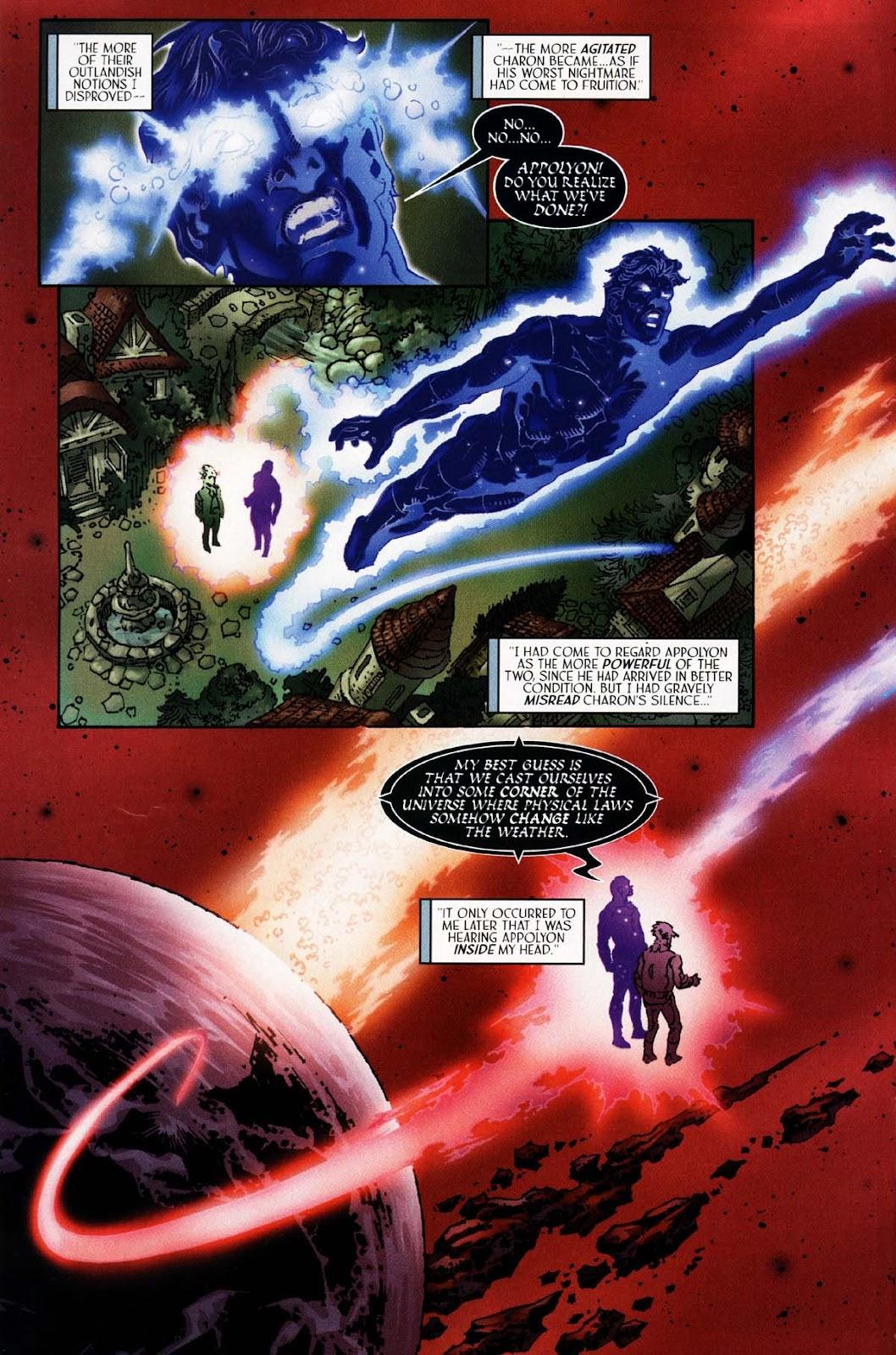 Read online Negation Lawbringer comic -  Issue # Full - 17