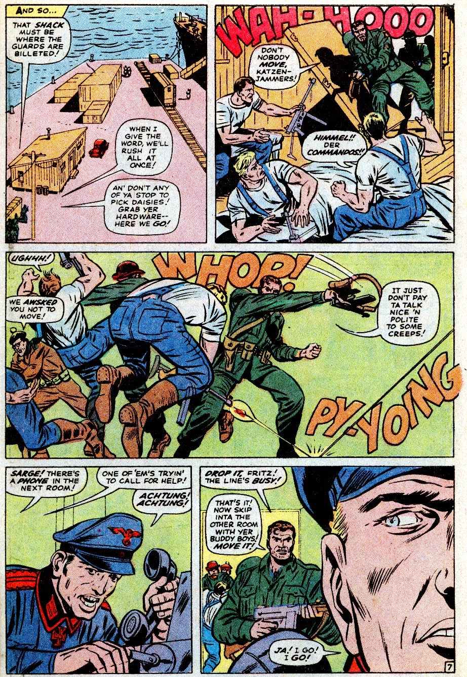 Sgt. Fury issue _Special_6 - Page 19