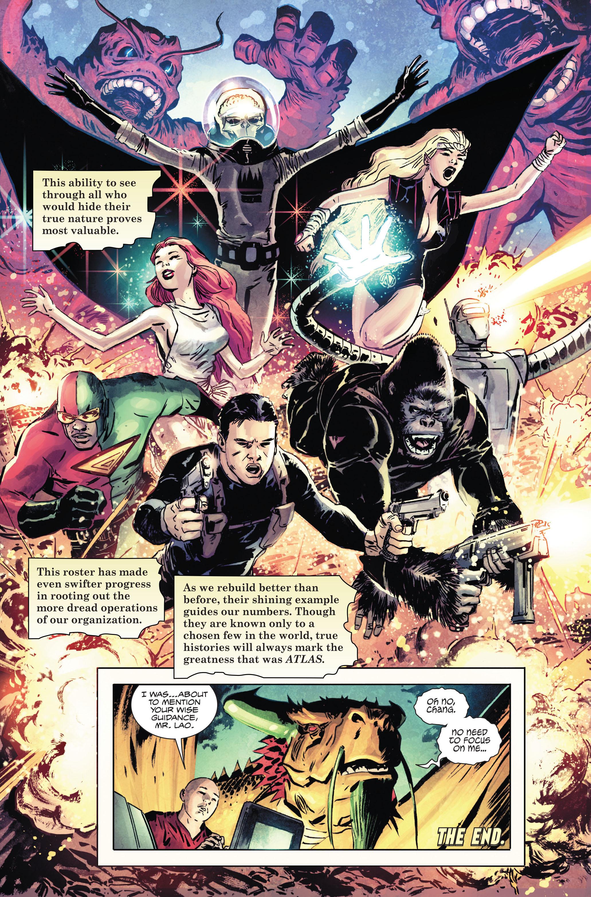 Read online Atlas comic -  Issue #5 - 26