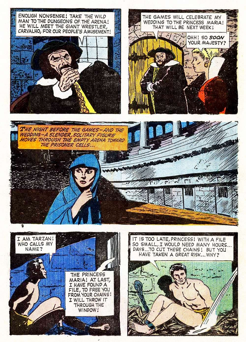 Tarzan (1962) issue 136 - Page 12